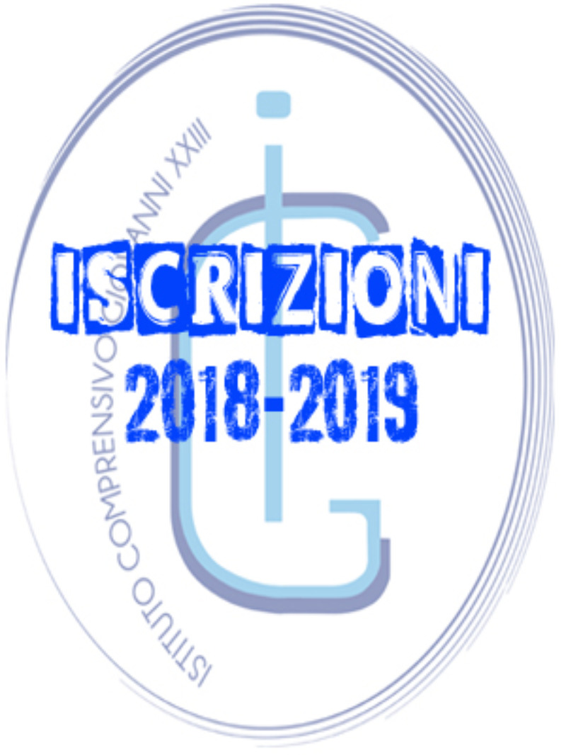 ISCRIZIONI 2018-2019