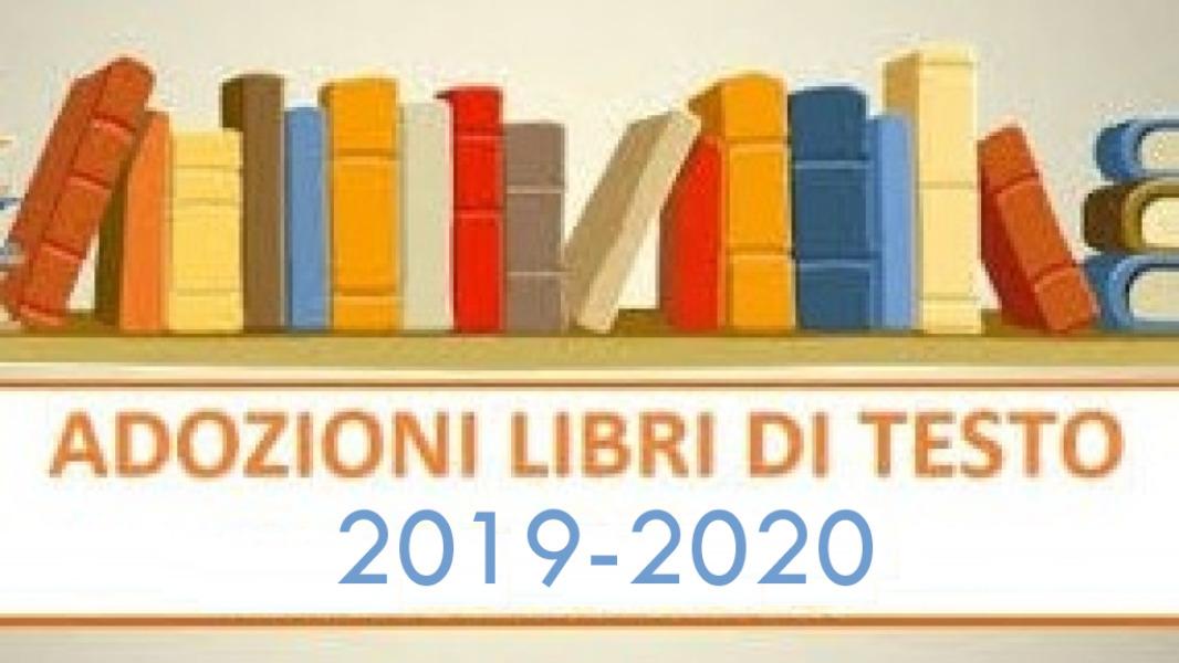 ADOZIONI LIBRI DI TESTO 2019-2020