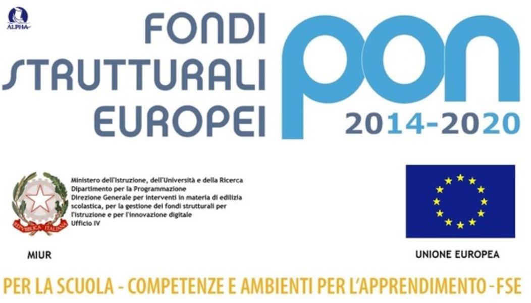 PON 2014-2020 AMBIENTI DIGITALI