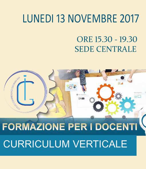 CORSO DI FORMAZIONE 13 Novembre 2017