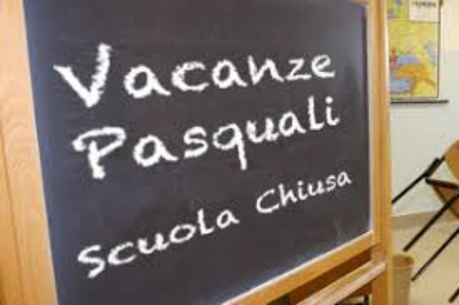SOSPENSIONE ATTIVITÀ DIDATTICHE FESTIVITÀ PAS...