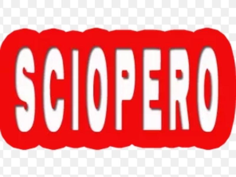 SCIOPERO - 2 SETTEMBRE